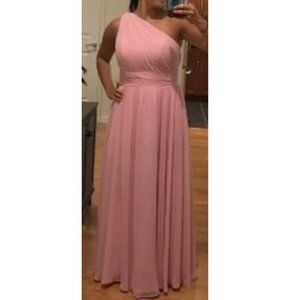 Azazie Molly Bridesmaid Dress / Prom Gown